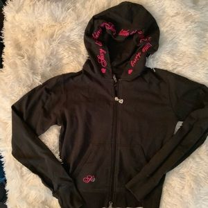 Victoria's Secret Sexy Little Things zip up